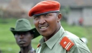 Bosco Ntaganda, commandant en chef du mouvement rebelle kivuan M23