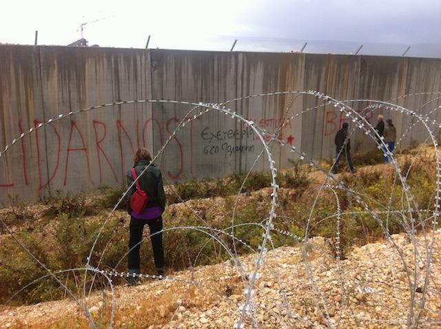 mur_separant_Israel_de_la_Cisjordanie