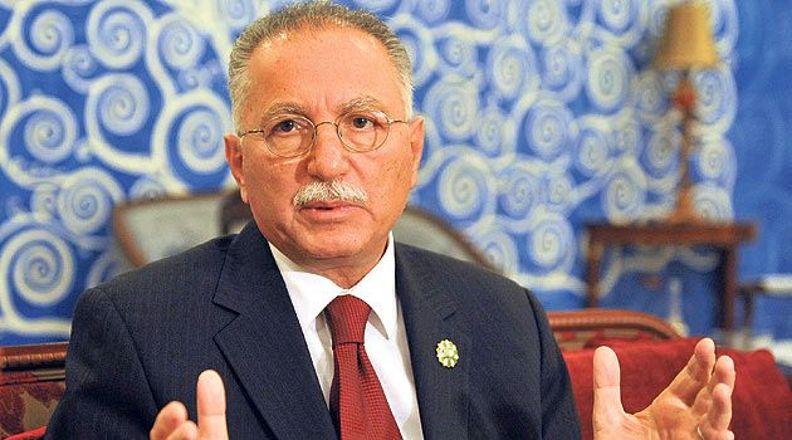 Ekmeleddin Ihsanoğlu, candidat commun CHP-MHP