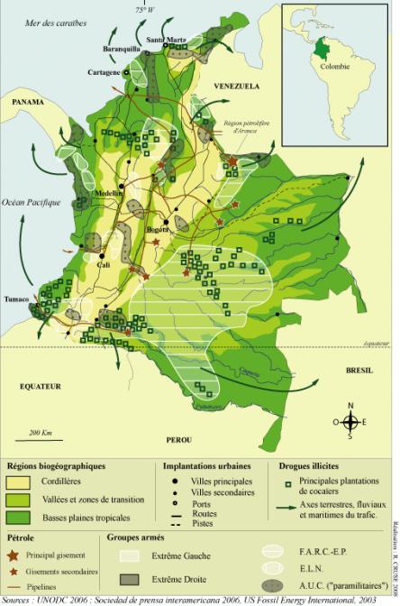 carte_colombie_groupes_armes