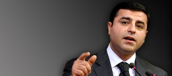 Selahattin Demirtas, candidat de la plateforme Parti Démocratique des Peuples (HDP)